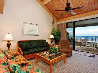 Ocean Front 2 Bedroom Deluxe Condo Unit 39 - Kahana vacation rentals