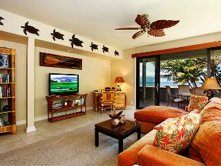 Ocean Front 3 Bedroom Luxury Condo Unit 42 - Kahana vacation rentals