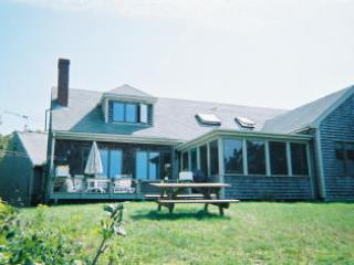 1263 - CHARMING HOME WITH WATERVIEWS AND A LOVELY SCREEN PORCH - Menemsha vacation rentals