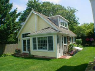 1366 - ADORABLE COTTAGE JUST A SHORT STROLL INTO TOWN - Image 1 - Edgartown - rentals