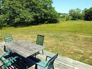 1454 - STROLL DOWN TO THE POND TO COOL OFF OR GO KAYAKING ON A WARM DAY - Edgartown vacation rentals