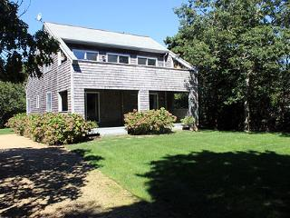 1461 - CONTEMPORARY KATAMA HOME ONE MILE FROM BEACH - Edgartown vacation rentals