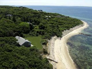 245 - WATERFRONT COTTAGE OVERLOOKING THE VINEYARD SOUND AND PRIVATE BEACH - Edgartown vacation rentals