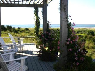 329 - CHARMING WATERFRONT COTTAGE WITH WONDERFUL VIEWS OF THE ATLANTIC OCEAN - Edgartown vacation rentals