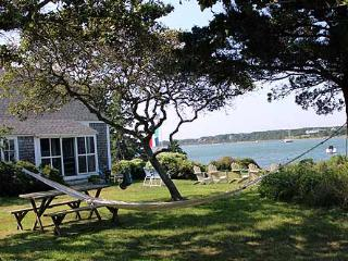 790 - CLASSIC WATERFRONT VINEYARD HOME ON 40 ACRES - Chappaquiddick vacation rentals