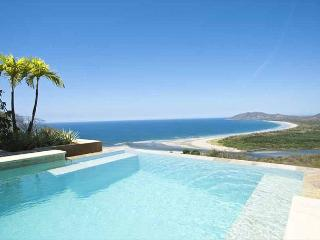 Elegant 6BR home- on seaside hill, tropical garden, views, infiniti pool, etc - Tamarindo vacation rentals