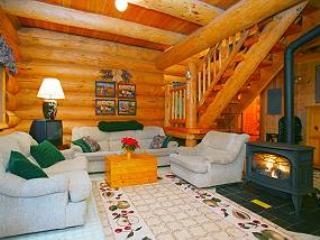 #10 - Gorgeous Log Cabin in Glacier - Glacier vacation rentals