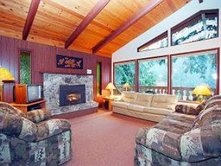#17 - Large, Pet Friendly Cabin in Snowline! - Image 1 - Glacier - rentals