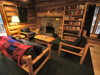 Mt. Baker - Lovely Large Log Home in Snowline- #47 - Glacier vacation rentals