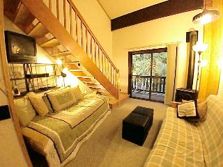Two-story Loft Condo near Mt. Baker - #56 - Glacier vacation rentals