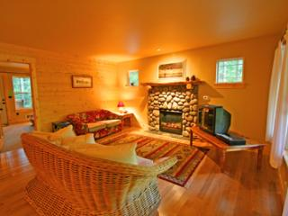 #95 - Cozy Pet Friendly Cabin in Glacier Springs - Glacier vacation rentals