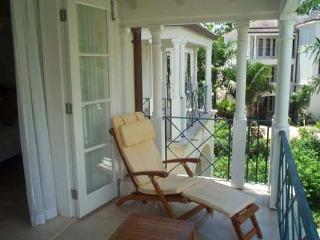 Beach access from this Caribbean- style apartment. AA MNS - Barbados vacation rentals