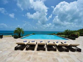 Neoclassical island retreat within Terres Basses- Caribbean Sea views. C BLA - Baie Rouge vacation rentals