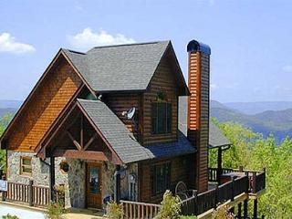 Absolutely Amazing Views From All Three King Bedrooms!   BLKBEAR - Sevierville vacation rentals