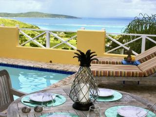 Abandon shoes for flip-flops at romantic Caribe - Saint Croix vacation rentals