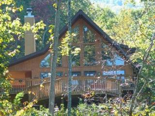 Soundview Chalet - Bryson City vacation rentals