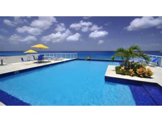 Poolside view of Nah Ha 602 - A Luxurious Oceanfront Cozumel Condo,  Nah Ha 602 - Cozumel - rentals
