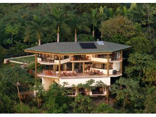 Now that's a Spectacular Vacation Home! - Tulemar Resort-Tripadvisor Award Winner-Most Wildlife Visits-Amazing Ocean Views - Manuel Antonio - rentals