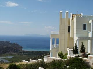 Upscale Athens vacation villa by the sea,  Hot Tub - Marathon vacation rentals