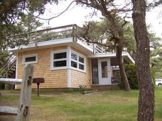 Surf Rider Cottage at Surf Side - Roof-top Deck - South Wellfleet vacation rentals