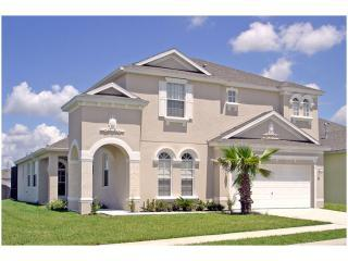5 Br-3 King Masters, Pool,Spa,Bbq,Wifi & Games Rm! - Orlando vacation rentals