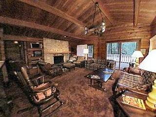 Cozy pet-friendly 2BR cabin with fireplace #66 - Glacier vacation rentals