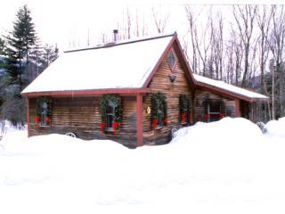 Goldilocks Cabin: Rustic luxury, 1 bedroom + loft - Stowe Area vacation rentals