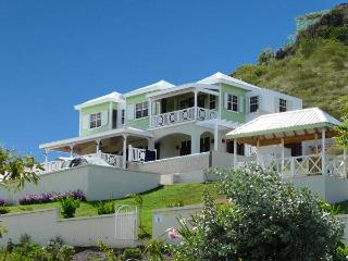 Luxury Caribbean Villa, large pool, sandy beach - Saint Kitts and Nevis vacation rentals