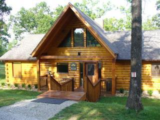 Moose Canyon Lodge - Built Oct/2008 - Breathtaking Branson Vacation Log cabin - Branson - rentals