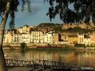 A Delightful Riverside Apartment with Great Views - Mora d'Ebre vacation rentals