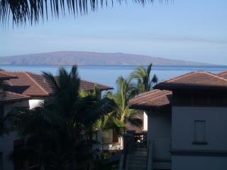 View from Lanai - Aloha Kai Suite at Wailea Beach Villas PH 205 - Wailea - rentals
