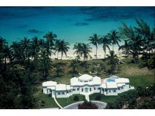 Aerial View of La Bougainvillea - La Bougainvillea - Palmetto Point - rentals