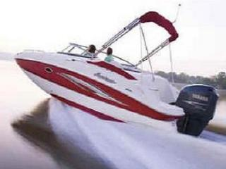 Optional use of our 23 ft Hurricane Motorboat with 150 hp Yamaha engine,can be equipped for fishing - Rent Something Special In Cape Coral Florida USA - Cape Coral - rentals
