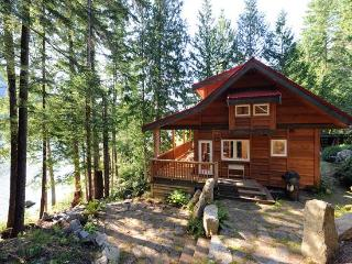 The Cabin at Moon Dance -Waterfront Private Luxury - Pender Harbour vacation rentals