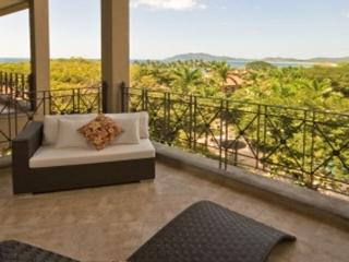 Picturesque oceanview condo- near beach and town, kitchen, cable, internet - Tamarindo vacation rentals