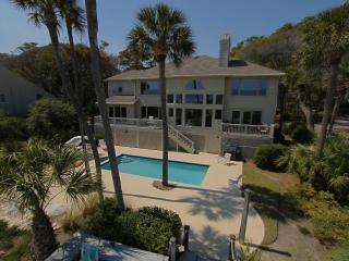 10 Ketch-fabulous Oceanfront Home @ Palmetto Dunes - Palmetto Dunes vacation rentals
