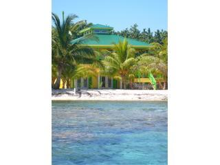 THE PINEAPPLE HOUSE, TRIPADVISOR # 1 UTILA RENTAL - Utila vacation rentals