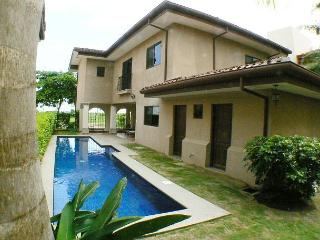 Oceanview home,Lap Pool, 50' Plasma TV,steps from most consistent break in CR - Jaco vacation rentals