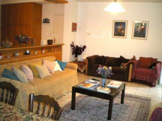 Living Room - Furnished Apartment for Rent in Kifissia, Athens - Athens - rentals