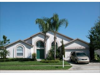 Villa Front View - Four BR Disney 3mi  Secluded Pool HDTV WII PS2 - Kissimmee - rentals
