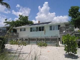 Crane Duplex - Amazing Beachfront Home for Large Families and Groups sleeping up to 15 with Private Heated Pool. Wheelchair acce - Fort Myers Beach vacation rentals