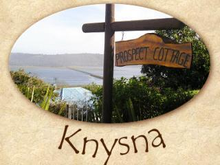 Prospect Cottage , Knysna,  South Africa. - Knysna vacation rentals