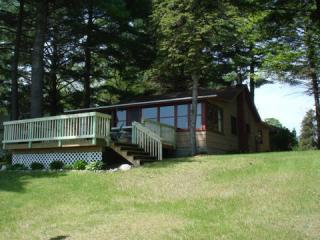 Renovated 1920's Cottage - Classic Up-North Cottage on Intermediate Lake - Central Lake - rentals