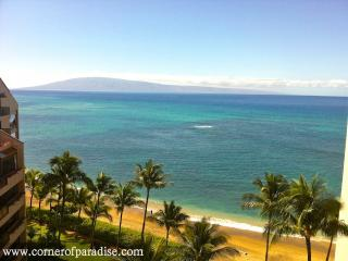 Valley Isle Resort #1101 - Oceanview Corner Unit - Kahana vacation rentals