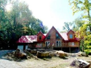 Rich Log Cabin, private; Oakland,WISP, Deep Creek - Image 1 - Oakland - rentals
