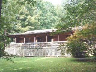 Log Cabin perched on Hilltop; WISP and Deep Creek - Oakland vacation rentals