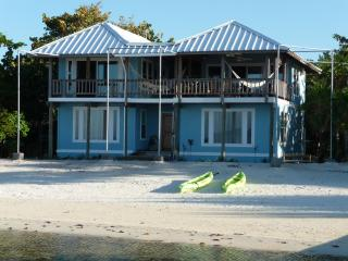 Toucan Blue with the beach at your doorstep - Bay Islands Honduras vacation rentals