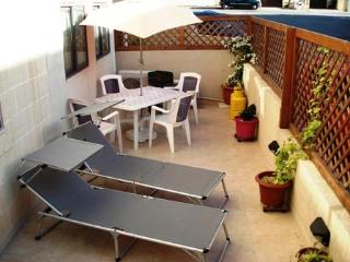 5 min from Centre and Beach - Large Terrace (AP5) - Marsascala vacation rentals