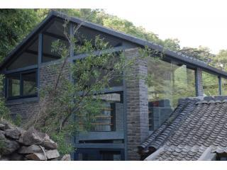 View of the outside of Hillside Haven - Hillside Haven at Mutianyu Great Wall - Beijing - rentals