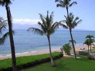 Oceanfront Maui - Valley Isle Resort Studio 307 - Lahaina vacation rentals